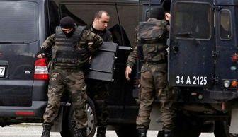 ترکیه 82 تروریست را شناسایی و بازداشت کرد