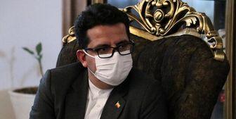 واکنش سفیر ایران به پیام دوستی الهام علی اف