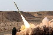 حمله موشکی مبارزان یمنی به پادگان سعودی