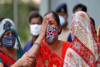 کرونا در جهان/ عبور شمار مبتلایان هندی از ۲۵ میلیون نفر + جدول تغییرات