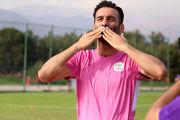 بچه غول استقلال از دنیای فوتبال خداحافظی کرد