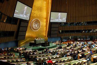 موافقت رژیم صهیونیستی با قطعنامه ضد روسی سازمان ملل