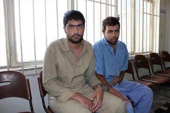 دستگیری زورگیران با بررسی دوربین های مداربسته