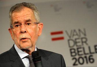 رئیس جمهور اتریش: اروپا در مسیر جدایی قرار دارد