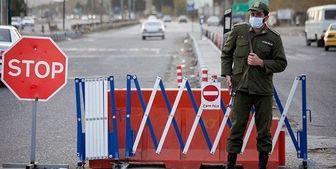 اعمال ممنوعیتهای تردد به شهرهای نارنجی و قرمز
