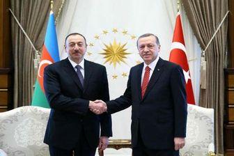 گفتگوی تلفنی رؤسای جمهور ترکیه و آذربایجان
