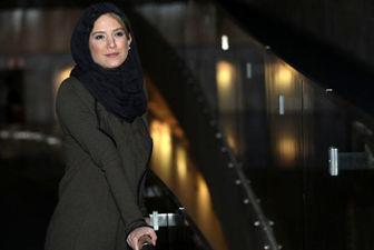 پتو پوشیدن سحر دولتشاهی و ستاره پسیانی/عکس