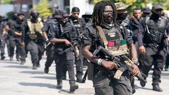 راهپیمایی مسلحانه در کنتاکی بر ضد نژادپرستی+ عکس