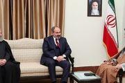 نخستوزیر ارمنستان نوروز را به رهبر معظم انقلاب تبریک گفت