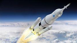 طراحی بزرگترین موشک ناسا