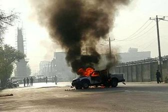 حمله انتحاری در کابل ۶ زخمی بر جای گذاشت
