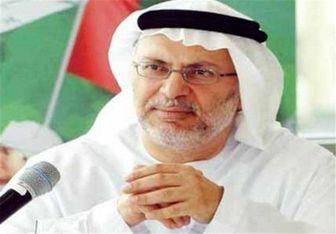 قرقاش به دنبال راه حل برای حل بحران قطر