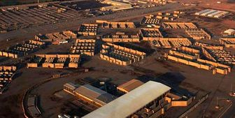 حمله راکتی به مقر نظامیان آمریکایی در صلاحالدین عراق