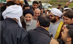 رئیسی به استان کردستان سفر کرد