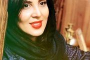 تیپ خفن و زیبای لیلا بلوکات  /عکس