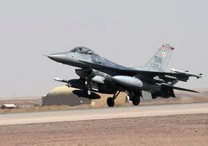 جنگندههای «اف-۱۶» آمریکا در عربستان مسقر شدند