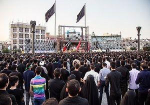 تمهیدات ترافیکی پلیس راهور پایتخت برای برگزاری مراسم «مادر امت»