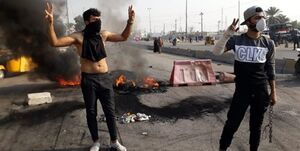 بازگشت ناآرامی و آشوب به بغداد