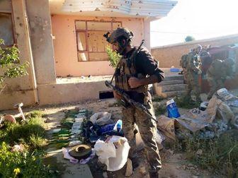 انهدام پناهگاه مهم داعش و شبکه حقانی در افغانستان