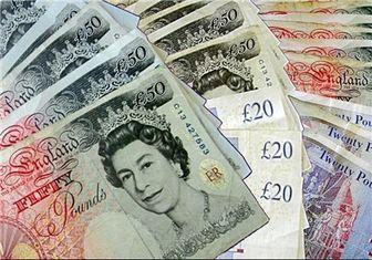 سوپاپ اطمینان ارزش پوند در معرض خطر است
