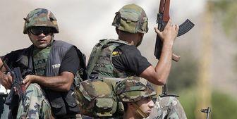 درگیری گسترده ارتش لبنان با گروهی وابسته به داعش