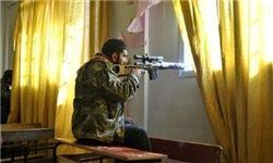 چه کسی به تظاهرات مردم درسوریه شلیک کرد