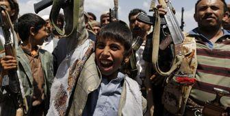 تحویل 64 کودک یمنی سربازگیری شده از سوی ائتلاف سعودی