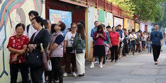 برگزاری انتخابات شوراهای هنگکنگ در آرامش کامل
