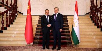 تماس تلفنی وزرای خارجه تاجیکستان و چین