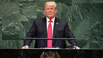 ترامپ: آمریکا هرگز تا این حد در خطر نبوده است