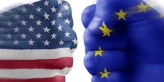 اقدام تلافیجویانه اتحادیه اروپا علیه آمریکا