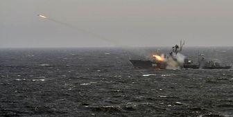 اهمیت ویژه مانور مشترک دریایی ایران و روسیه+ فیلم