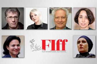6 مهمان ویژه دیگر در جشنواره جهانی فیلم فجر