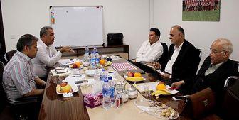 تشکیل جلسه هیات مدیره پرسپولیس