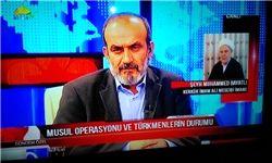 ترکیه: شبکه «قدس» حامی الحشد الشعبی عراق است