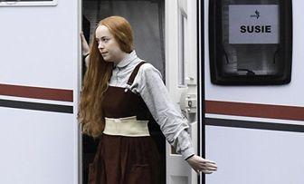 اتفاقی ترسناک که در قطار برلین افتاد/عکس