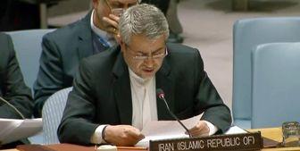 ایران جامعه جهانی را به اجرای رأی دیوان بین المللی دادگستری فراخواند