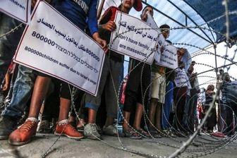 سازمان ملل خواستار لغو محاصره غزه شد