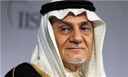 شاهزاده سعودی: منم مثل شما خواهان سقوط ایران هستم!