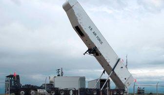 آمریکا باردیگر موشک بالستیک قاره پیمای مینوتمن3 را آزمایش می کند