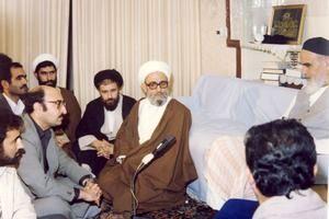 بیت ساده امام خمینی(ره) در جماران چگونه اداره میشد؟
