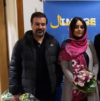 ماجرای ازدواج پیمان قاسم خانی و میترا ابراهیمی +عکس