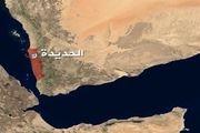 سعودی ها فرودگاه الحدیده را بمباران کردند