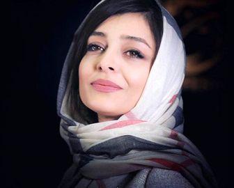 عکس جدید ساره بیات همراه عوامل سریال «دل»