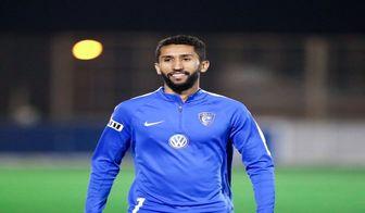 یک خبر خوب برای استقلالی ها/محرومیت بازیکن الهلال تا آخر فصل