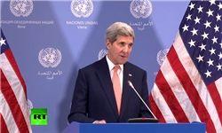 کری: دلیل رشد داعش، اسد بوده است!