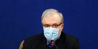 دستور فوری وزیر بهداشت برای قرنطینه چند استان