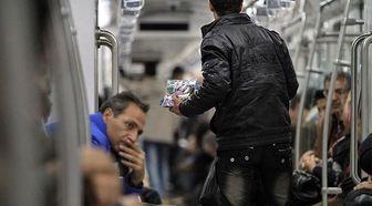 هوای عجیب و غریب متروی تهران/ یک مشکل دائمی مسافران