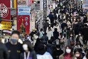 تعداد مبتلایان به کرونا در ژاپن رکورد زد