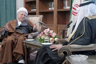 هاشمی: چه اشکالی دارد ما دست اول را به سمت عربستان دراز کنیم؟!